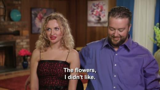 Natalie Mordovtseva - I didn't like the flowers