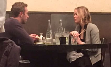 Jennifer Lawrence and Chris Martin: Back Together For 2015?!