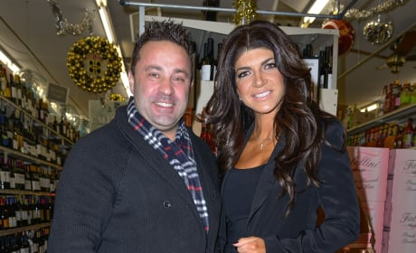 Teresa Giudice: Fabellini Bottle Signing
