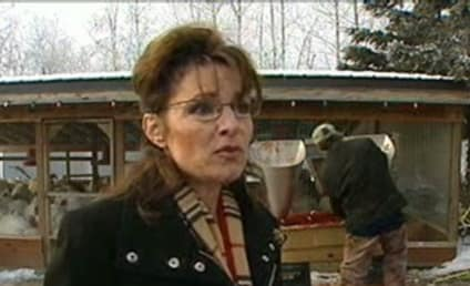 Sarah Palin Gobbles Up Thanksgiving Publicity