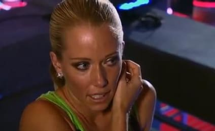 Kendra Wilkinson Quits Splash, To Be Haunted Forever