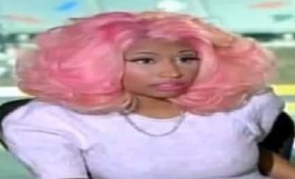 Nicki Minaj Storms Off American Idol Set