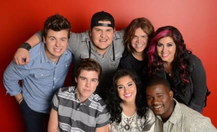 American Idol Results: Let's Talk About Six, Baby!