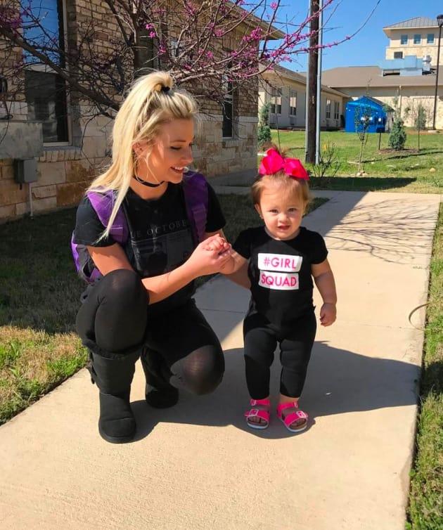 Madison Channing Walls, Daughter