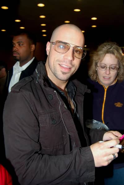 Chris Daughtry American Idol contestant