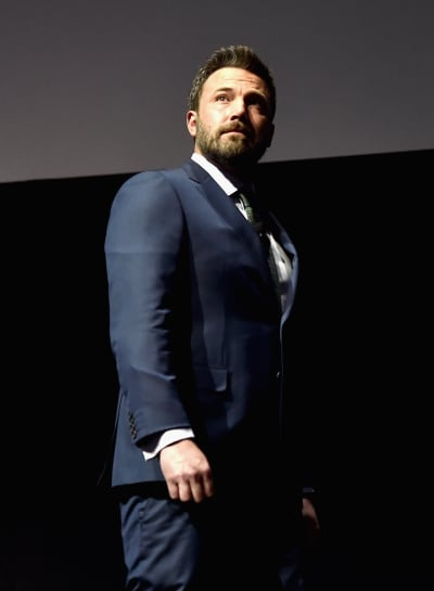 Ben Affleck at CinemaCon