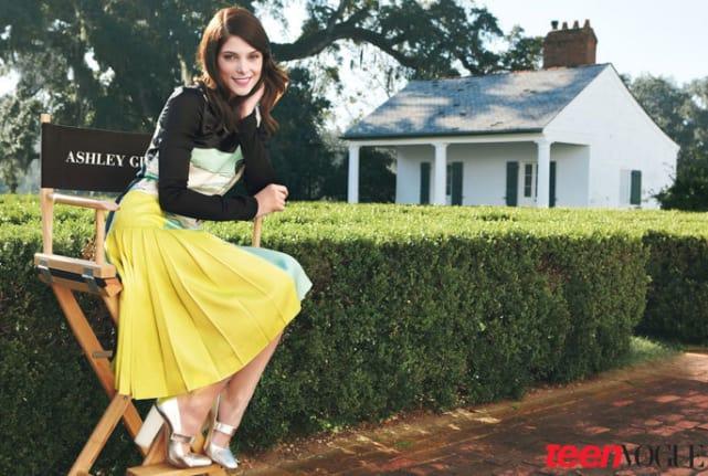 Ashley Greene: Fakest Photo Ever!