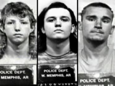 West Memphis 3 Mug Shots