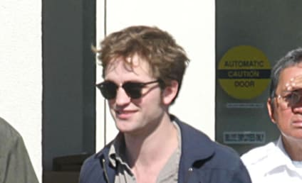 Robert Pattinson is Hot, Not Romantic