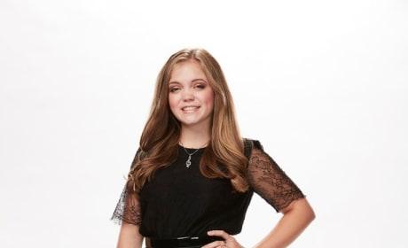 Sarah Grace on The Voice