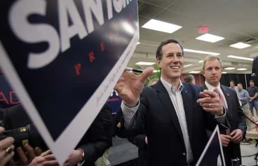 R Santorum Pic