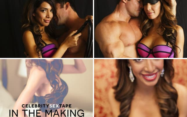 Farrah abraham celebrity sex tape photo