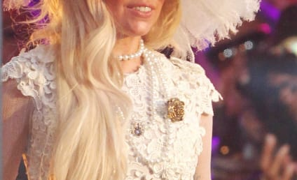 Lady Gaga Unmasked: No Makeup, Hat or Costume!