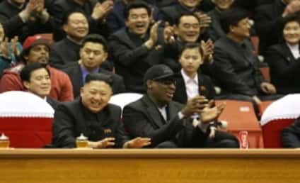 Kim Jong Un and Dennis Rodman: Friends For Life!