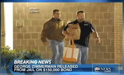George Zimmerman Raises $200K For Legal Defense