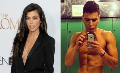 Kourtney Kardashian to Younes Bendjima: Put a Baby Inside This!!