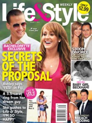 Ashley Proposal Secrets