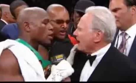 Floyd Mayweather Rant