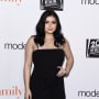 Ariel Winter in a Lovely Black Dress