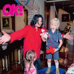 Michael, Prince and Paris Jackson