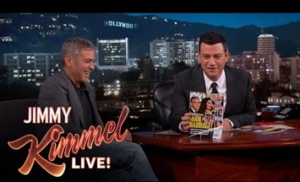"George Clooney Scoffs at ""Sham Marriage"" Magazine Cover"