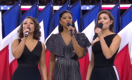 "The Schuyler Sisters Perform America the Beautiful, Honor ""Sisterhood"""