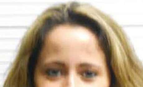 Jenelle Evans Mug Shot (May 2013)