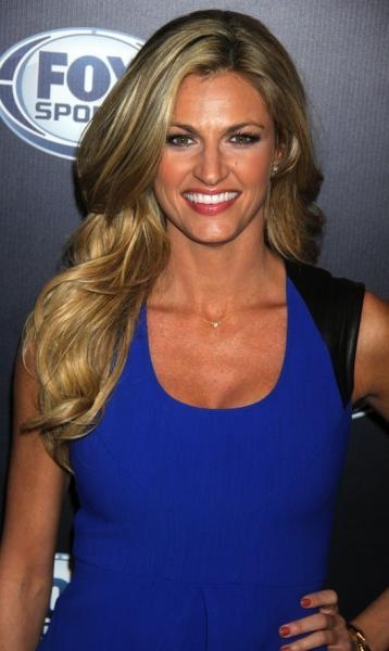 Erin Andrews in Blue