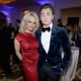 Pamela Anderson and Son Brandon Thomas Lee