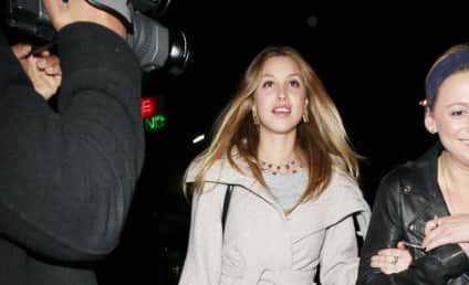 Whitney Port Parties at My House