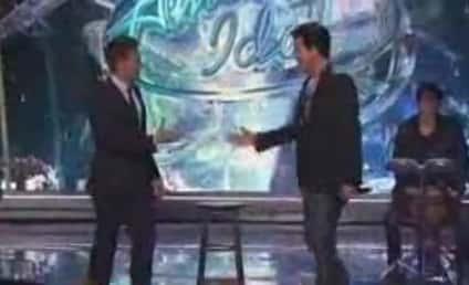 Adam Lambert Goes Acoustic, Inspiring on American Idol