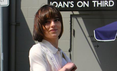 Ali Lohan, Hairstyle