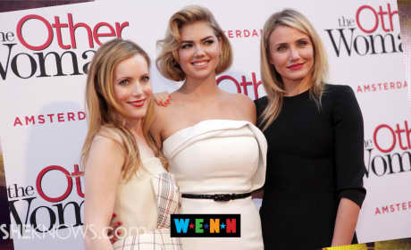 Cameron Diaz: I've Been with a Woman!