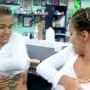Briana DeJesus Tattoo Pic