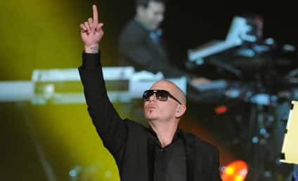 Pitbull to Guest Star on Glee?