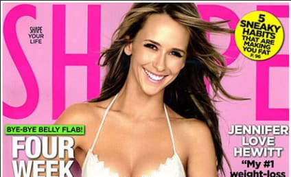 Jennifer Love Hewitt Offers Obvious Dieting Advice