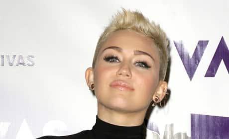 Proud Miley Cyrus