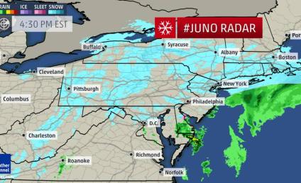 Winter Storm Juno: Celebrities React to Pending Weather Disaster