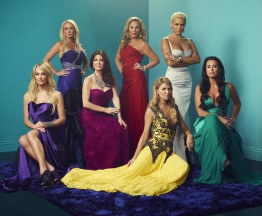 The Real Housewives of Beverly Hills Season 3 Cast