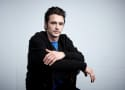 "James Franco Admits to Being ""A Little Gay"""