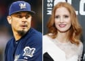 MLB Player Mansplains Birth Control to Jessica Chastain