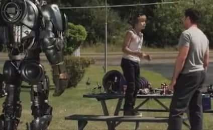 Hugh Jackman Talks Real Steel, Wolverine & More