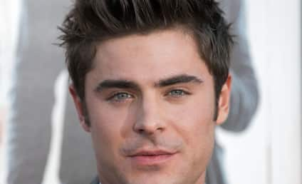 Zac Efron: Friends Fear Drug Relapse, Source Claims
