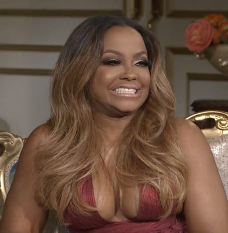 Phaedra Parks Laughs