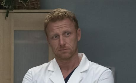 Kevin McKidd on Grey's Anatomy Season 14