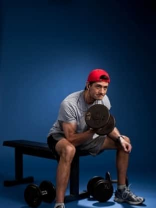 Paul Ryan Weight Lifting