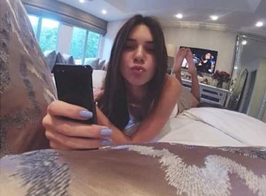 Instagram Kendall Jenner Pic