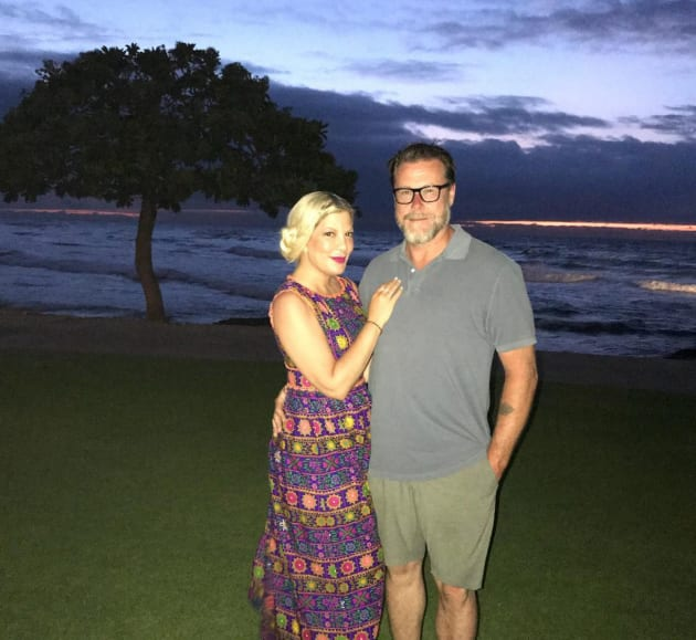 Tori Spelling: I'm Not Sleeping with My Husband These Days, Okay?!?