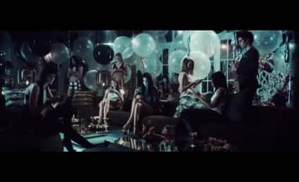 Kendall Jenner is a Party Zombie for Estée Lauder