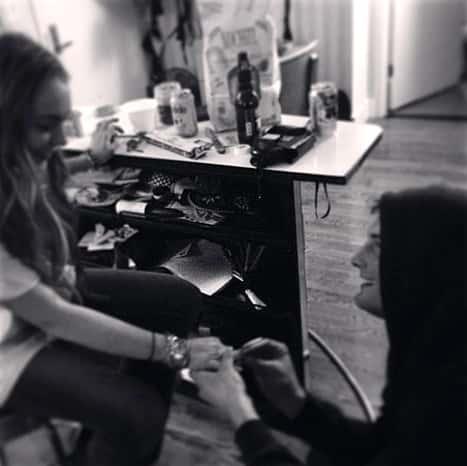 Lindsay Lohan Proposal (Fake)